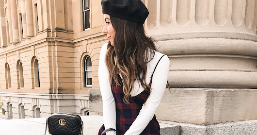 The Perfect Fall Dress (and Other Musings)