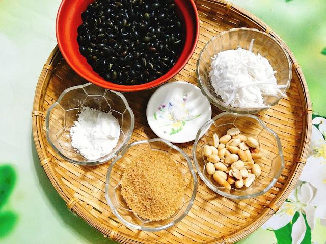 Hướng dẫn bạn làm món chè đậu đen nước cốt dừa thơm ngon mát dịu