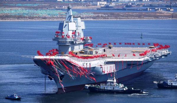 Kapal induk China Type-001A