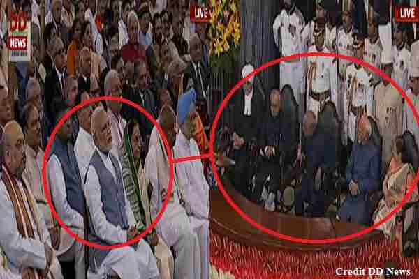 modi-during-ramnath-kovind-take-oath-as-14th-president-of-india