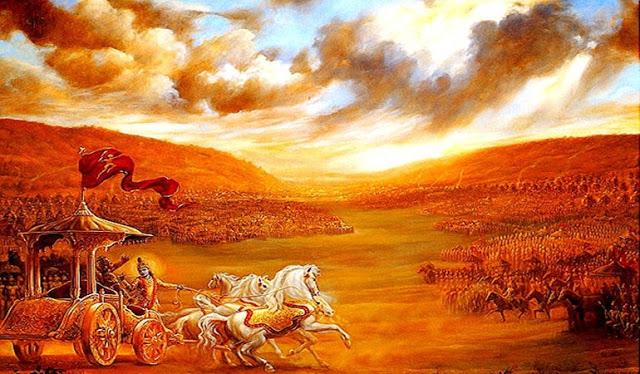 Mahabharata, Karya Sastra India yang Berpengaruh di Indonesia