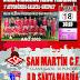 🏃 Fútbol: San Martín CF - UD Santa Mariña | 18mar