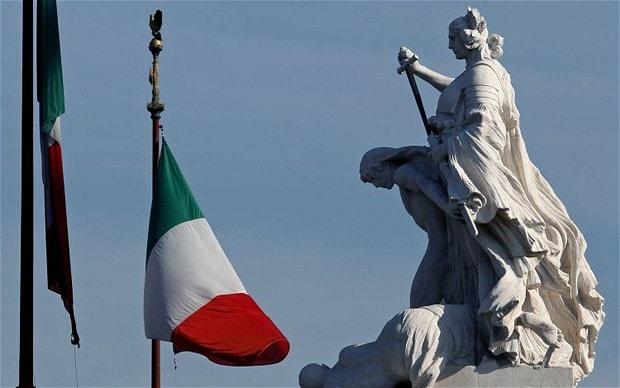 Η έξοδος της Ιταλίας από την ευρωζώνη είναι θέμα χρόνου