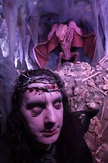 Tradisi Peringatan Halloween, Selamat Datang di Rumah Hantu
