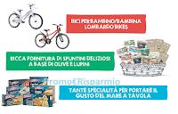 Logo Concorso ''SaltainBocca 5° edizione'': rispondi e vinci gratis bicicletta e kit di prodotti Pescanova e Madama Oliva