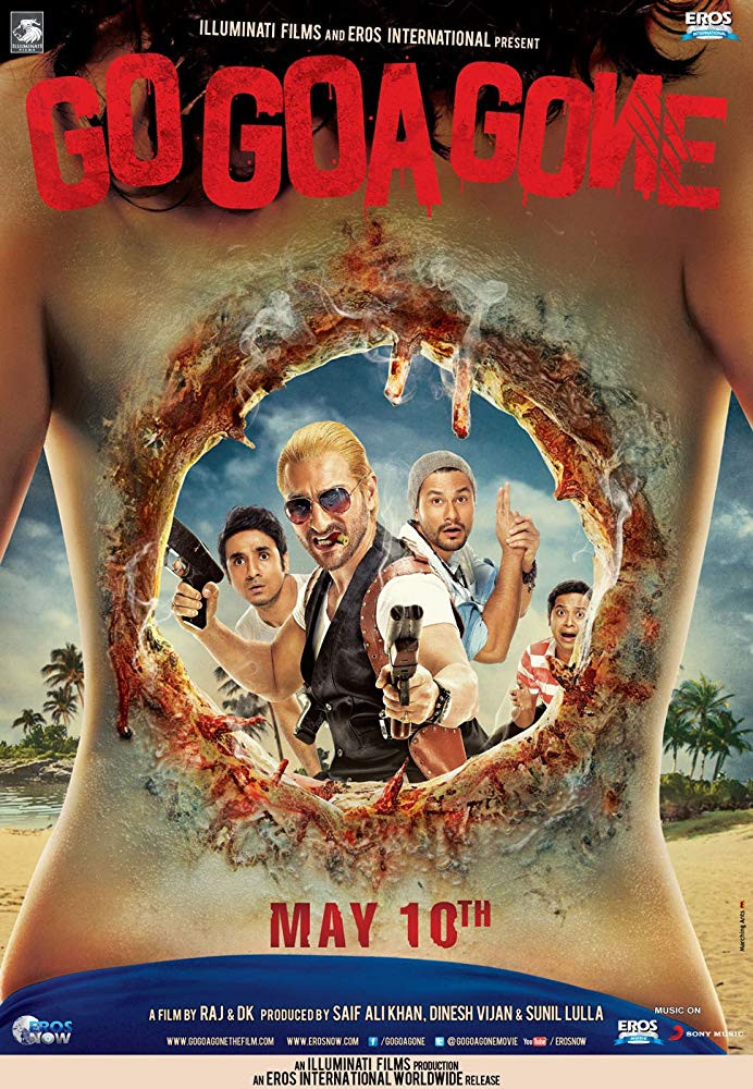 Go Goa Gone (2013) Hindi Movie HDRip Download