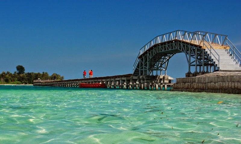 Hasil gambar untuk pulau seribu