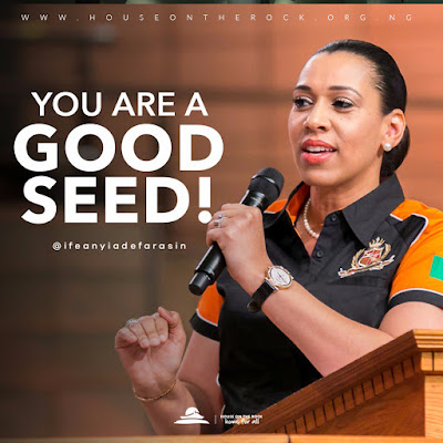 "#HOTRService: 30 Quotes Of Pastor Ifeanyi Adefarasin On The Message Titled: ""Peace Be Still"""