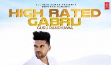Guru Randhawa new single punjabi song High Rated Gabru Best Punjabi single album 2017 week