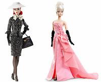 Barbie em silkstone
