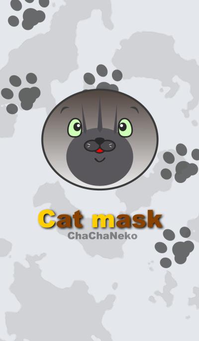 Cat mask theme
