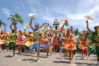 Programação Carnaval do Recife 2018 - Atrações e locais
