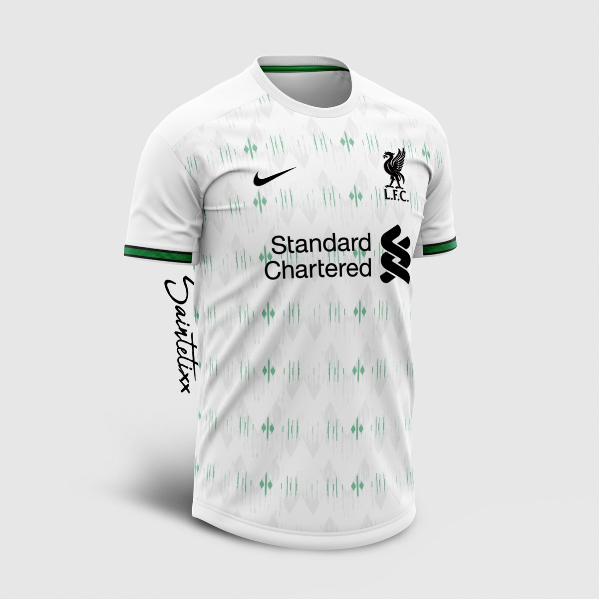 6 Nike Liverpool Home, Away & Third Kit Concepts By ...