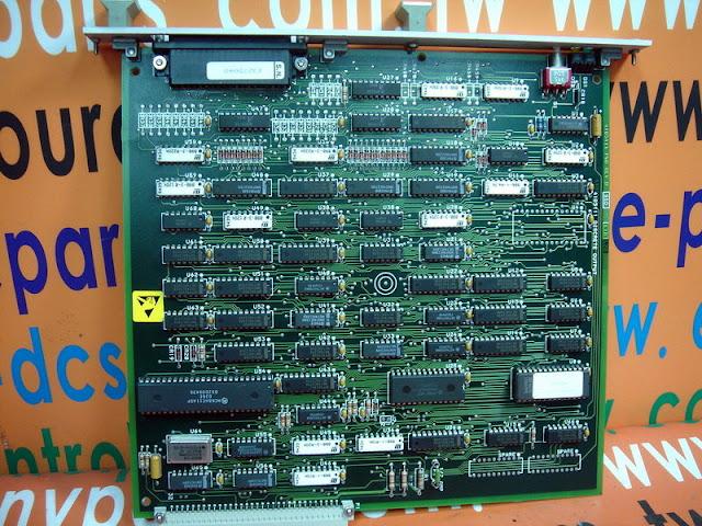 FISHER ROSEMOUNT CL6721X1-A3 DISC I/O CARD