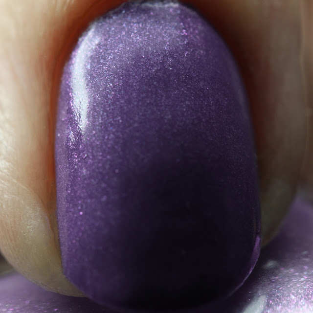 Grace-full Nail Polish Peace and Tranquility