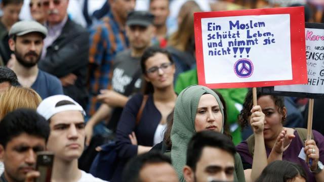 Alemania registra casi 1000 ataques extremistas contra musulmanes