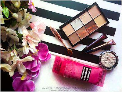 makeup revolution brush contouring lipstick highlighter news makeup