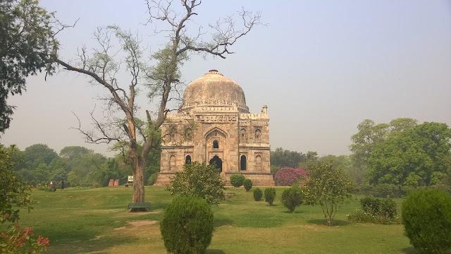 Delhi, Lodhi Garden