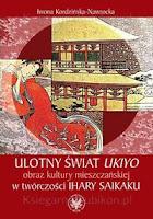 Iwona Kordzińska-Nawrocka, Ulotny świat ukiyo, Okres ochronny na czarownice, Carmaniola