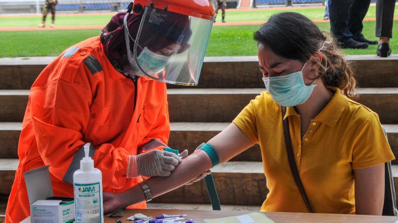 Wabah Corona Virus di Indonesia