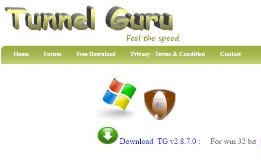 Internet Gratis en PC con BAM Movistar Venezuela TunnelGuru