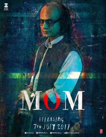 Mom 2017 Hindi 200MB DVDRip HEVC 480p ESubs
