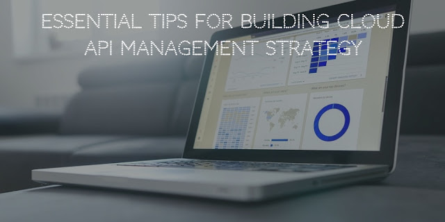 Essential tips for building cloud API management strategy