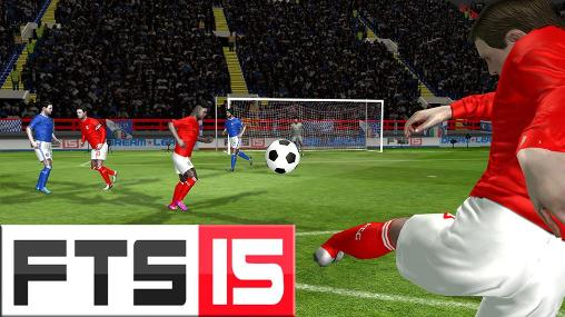 Download First Touch Soccer 2015 - FTS 15 Apk Obb Data Mod For Android