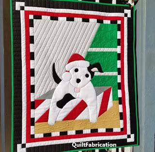 Santa-Helper-Puppy-Dog-Christmas-Wall-Hanging-Art
