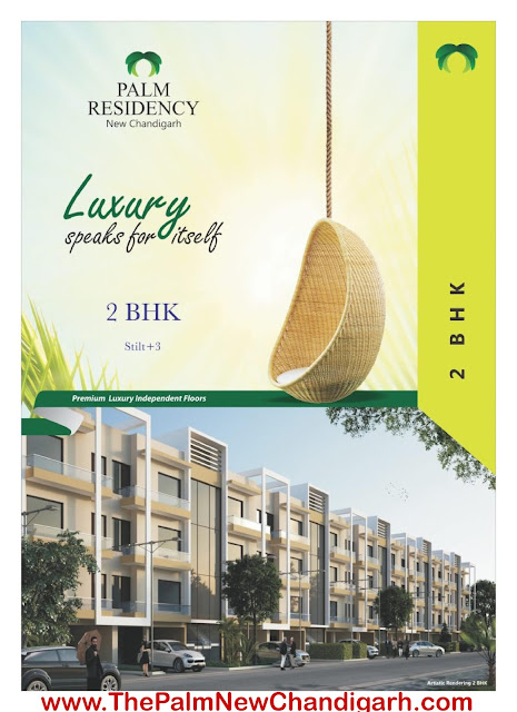 PALM RESIDENCY  INDEPENDENT FLOORS NEW CHANDIGARH, MANOHAR SINGH AND COMPANY MULLANPUR