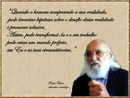 Professorairleimiranda Paulo Freire Refletindo Sobre