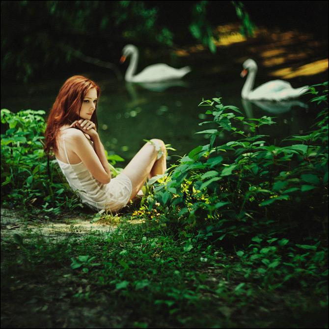 Beautiful Nature Girl Wallpaper: Breeze Me: Women In Nature