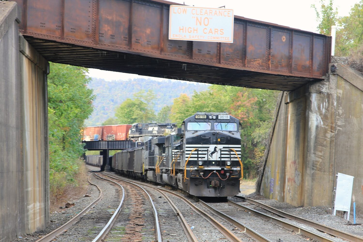 Jersey Mike's Rail Adventures: October 2017