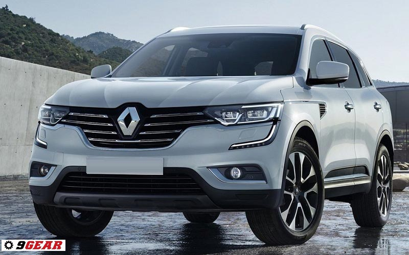 2017 renault koleos an suv with global appeal car reviews new car pictures for 2018 2019. Black Bedroom Furniture Sets. Home Design Ideas