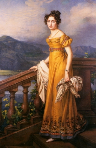 Paintings by Joseph Karl Stieler (1781-1858)