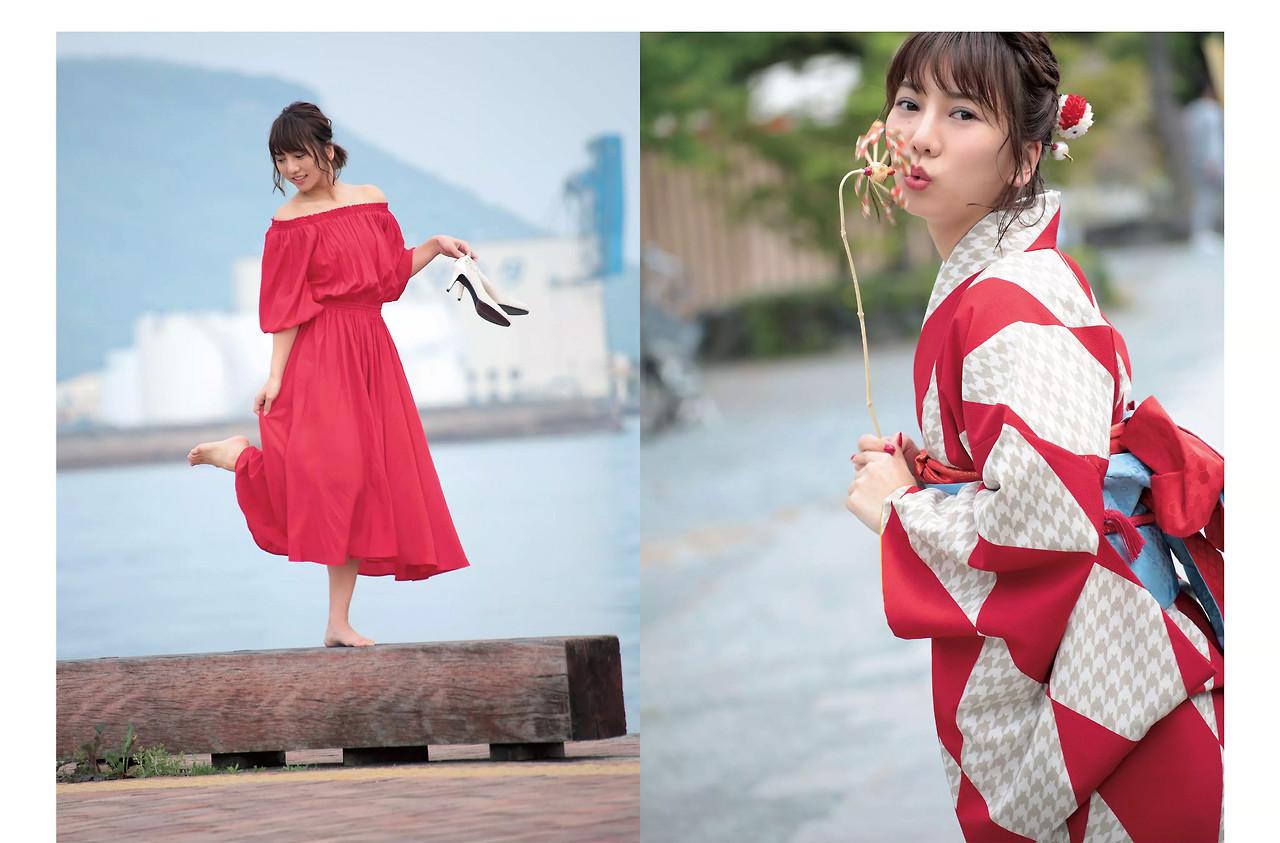Ex AKB48 Aki Takajo Gravure FLASH 2203