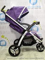 rebah Babyelle S700 Curv2 Lightweight Baby Stroller