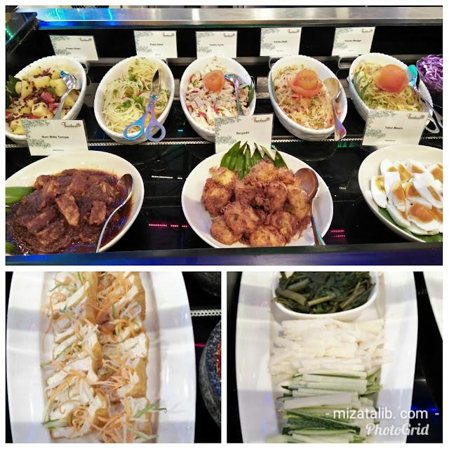 Iftar dan bersedekah di Hotel Bangi-Putrajaya, 200 menu di hotel bangi putrajaya, buffet ramadan 2018, pakej buffet ramadan