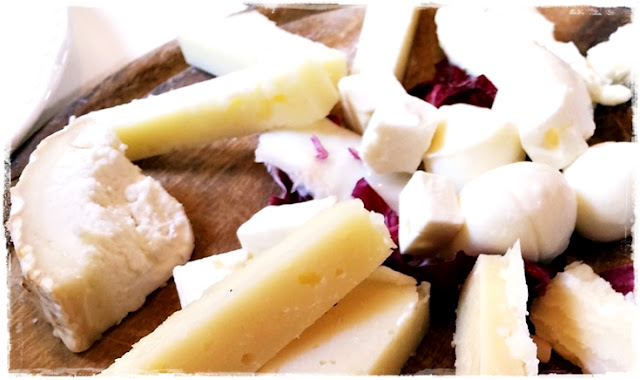 What to do with cheeseboard scraps
