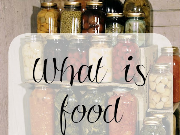 What is food storage?