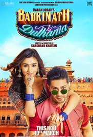 Badrinath Ki Dulhania Full Movie Watch Online 2017 Free HD 720P