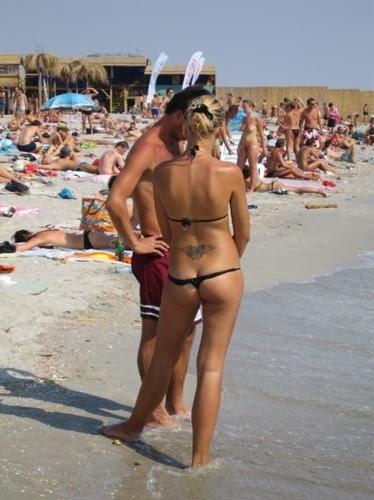 gajas boas na praia lobopono