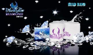 Headband Aura Glow Diamond Series