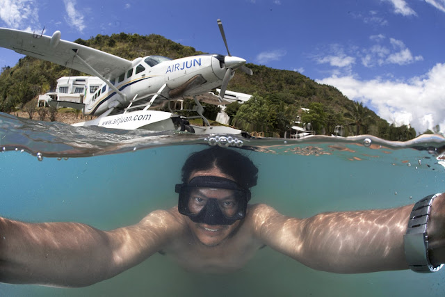 Diving, Freediving Coron, Busuanga, Philippines