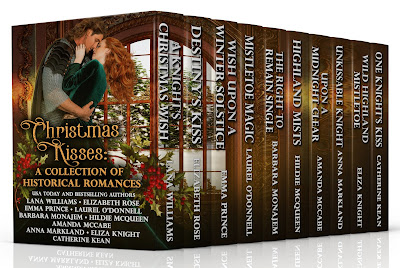 Christmas Kiss 3.Recipes And Romance Release Day For Christmas Kisses Only