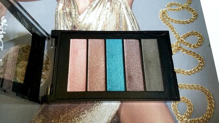 L´Oréal Paris - La Petite Eyeshadow Palette - Optimist - Review Swatches - Madame Keke Luxury Beauty Blog