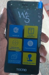 Tecno w5, Images Of The Tecno W5