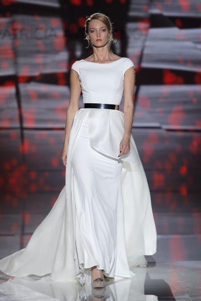 Bellos vestidos de novias | Colección Patricia Avendaño