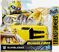 Hasbro Transformers Bumblebee Movie Power Series Bumblebee 001