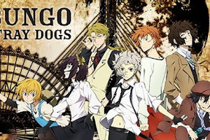 Bungou stray Dogs - [12/12] - Avi - HD - Mega + Multi Server